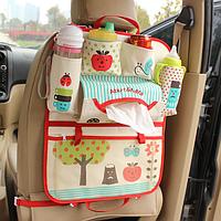 Органайзер в автомобиль детский