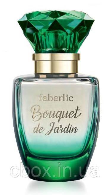 Парфюмерная вода женская Bouquet de Jardin, Faberlic, Буке де Жардан , Фаберлик, 3016, 50 мл