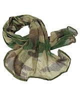 Сетка-шарф маскировочная ([CCE] Французский камуфляж, единый)