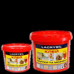 Клей для мозаики и плитки LACRYSIL,  1,5 кг