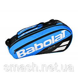 Чехол для ракеток Babolat X6 PURE DRIVE (6 ракеток)