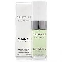 Женская туалетная вода Chanel Cristalle eau verte edt 100 ml