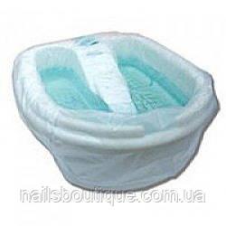 Чехол для педикюрной ванночки, на резинке, 50шт