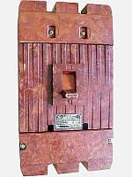 Автоматический выключатель А-3742Б 400 А