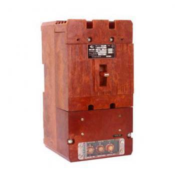 Автоматический выключатель А-3744Б 500 А