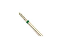 Фреза с алмазным напылением №68 крупная (зелёная), фото 1
