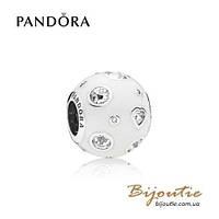 Pandora Шарм ПЕРЛАМУТРОВЫЕ МЕЧТЫ #797033EN23 серебро 925 Пандора оригинал