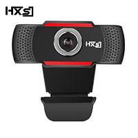 HXSJ S30 720P Веб камера с микрофоном для андроид смарт тв приставок Smart tv box Смарт бокс Web camera