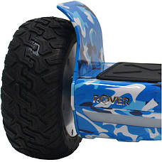 Гіроборд ROVER L2 8.5 Сamouflage Blue, фото 2