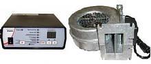 Комплект Krypton (вентилятор і автоматика) для твердопаливних котлів