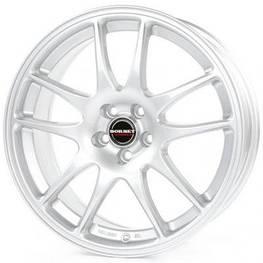 Диски Borbet RS цвет Brilliant Silver