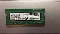 Память Crucial 4Gb So-DIMM PC3L-12800S DDR3-1600 1.35v
