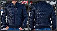 Куртка мужская демисезон стеганая Турция 46-48р