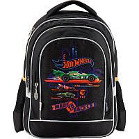 Рюкзак школьный Kite Hot Wheels HW18-509S; рост 115-130 см
