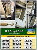 Теплі Сходи Hot Step LONG  110*60/70/80см