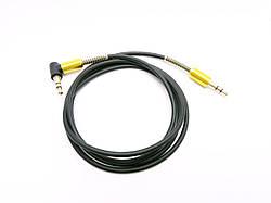 Аудио кабель AUX SONGFUL черный
