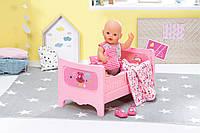 Интерактивная кроватка для куклы Baby Born Zapf 824399