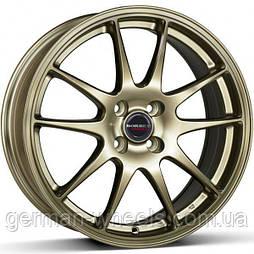 Диски Borbet RS цвет Bronze Matt параметры 6.5J x 16'' 4 x 108 ET 27