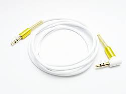 Аудио кабель AUX SONGFUL белый