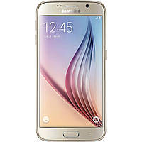 Мобильный телефон SAMSUNG Galaxy S6 SM-G920F 32Gb gold уценка