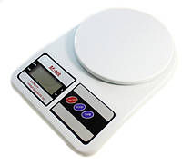 Электронные весы белые, SF400, фото 1