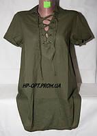 Турецкая Женская футболка 42-48р