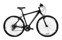 """Велосипед Comanche Niagara Cross, рама 22"""", черный"""