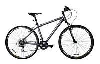 """Велосипед Comanche Tomahawk Cross, рама 20"""", серебристый"""