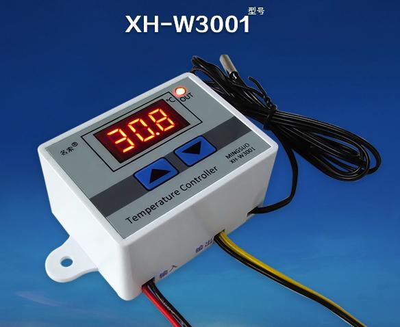 Терморегулятор,термостат,Реле -50 - +110 12V (XH-W3001)