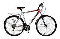 """Велосипед Ranger Magnum Cross, рама 22"""", красный-серебристый"""