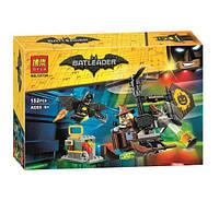 Конструктор Bela серия Бэтмен 10736 Схватка с Пугалом (аналог The Lego Batman Movie 70913)