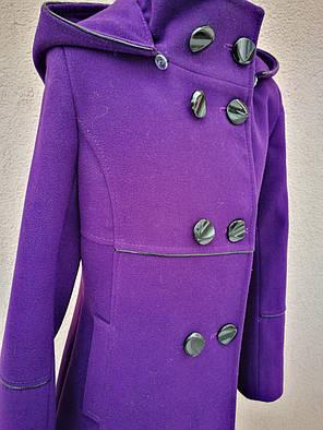 Кашемірове пальто, фото 2