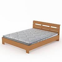 Кровать с матрасом 160 Стиль бук Компанит (164х213х77 см), фото 1