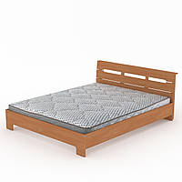 Кровать с матрасом 160 Стиль ольха Компанит (164х213х77 см), фото 1