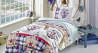 Детский комплект постельного белья 150*220  Бязь Голд Люкс хлопок