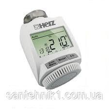 Энергосберегающая термостатическая головка HERZ ЕТКF+ с радиоканалом, фото 2