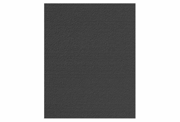 Фоамиран с флоком Флексика Черный 20*30см 2мм