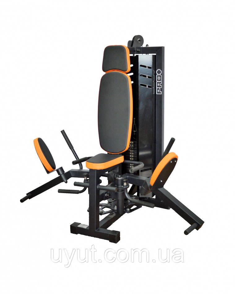 Тренажер для приводящих-отводящих мышц бедра GB.07P
