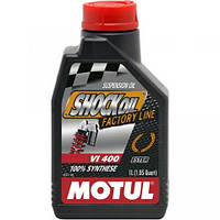 Масло для амортизаторов спортивное Motul Shock Oil Factory Line, 1л