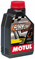 Масло в вилку мотоцикла Motul Fork Oil Light Factory Line SAE 5W (1L)