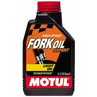 Масло в вилку мотоцикла Motul Fork Oil Expert Light SAE 5W (1L)