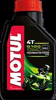 Масло для двигателя мотоцикла Motul 5100 4T SAE 10W40 (1L)