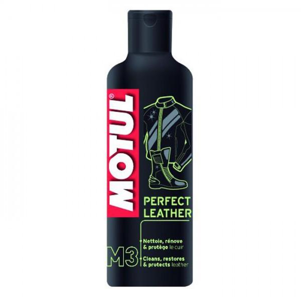 Очиститель восстановитель кожи крем Motul M3 Perfect Leather, 250мл