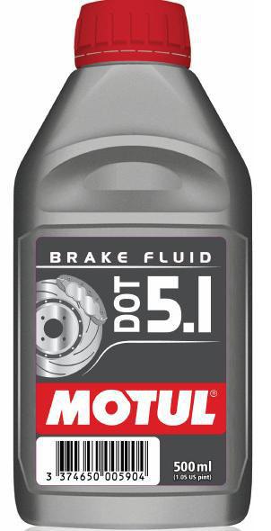 Тормозная жидкость Motul DOT 5.1, 0,5л