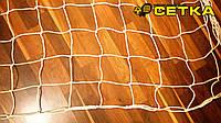 Сетка заградительная - Ячейка 120х120 мм Ø шнура 3,5 мм, м²