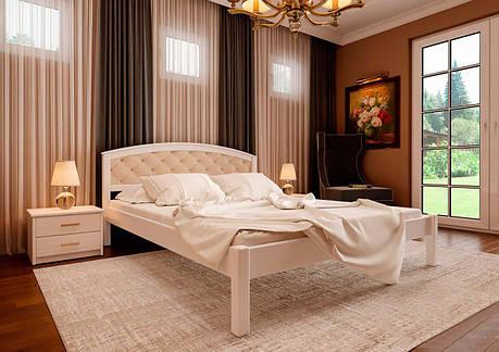 ✅ Деревянная кровать Британия-М ТМ ЧДК, фото 2