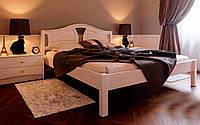 ✅ Деревянная кровать Италия 140х190 см ТМ ЧДК