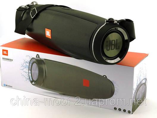 JBL Boombox 2 J50 BIG  xtreme, explorer CY-34 , Bluetooth портативная колонка с FM и MP3, черная, фото 2