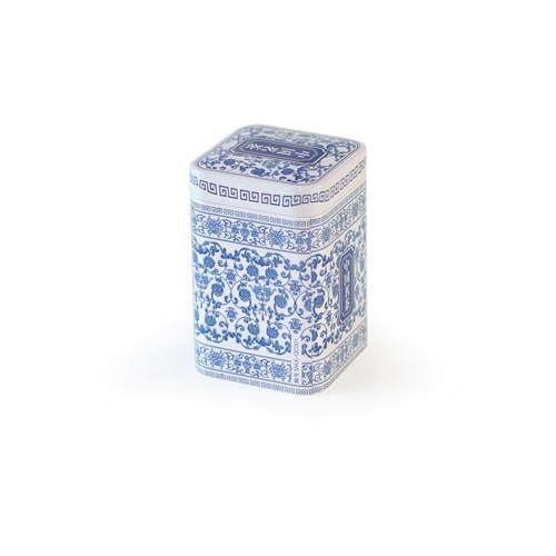 Железная банка для сыпучих Поднебесная, 100г ( коробочка для чаю, кофе )