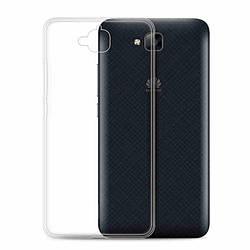 Прозрачный Чехол Huawei Y6 Pro (ультратонкий силиконовый) (Хуавей У6 Про)